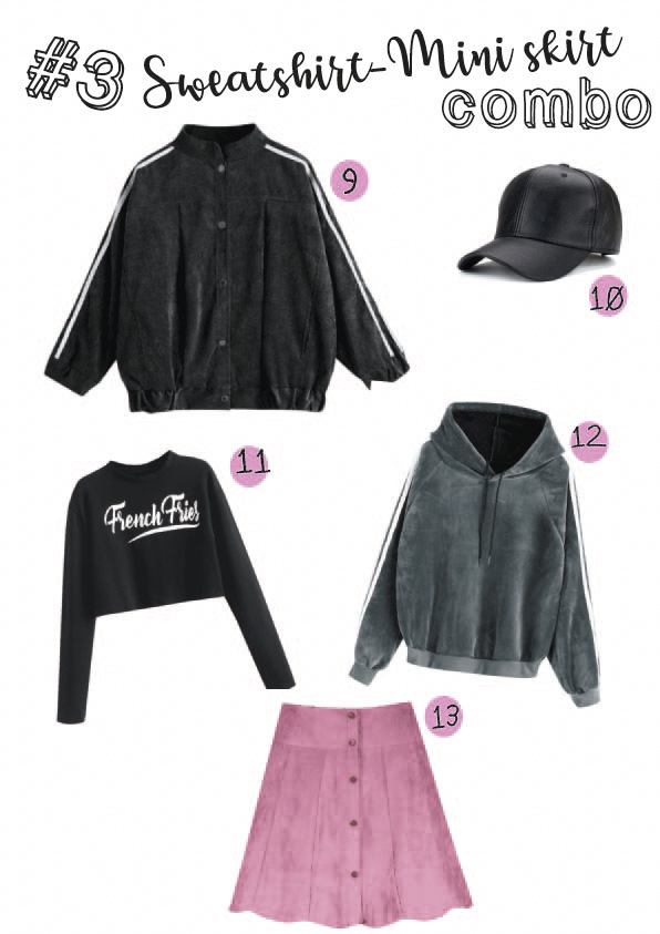 3 Zaful outfits perfect for the mid-season