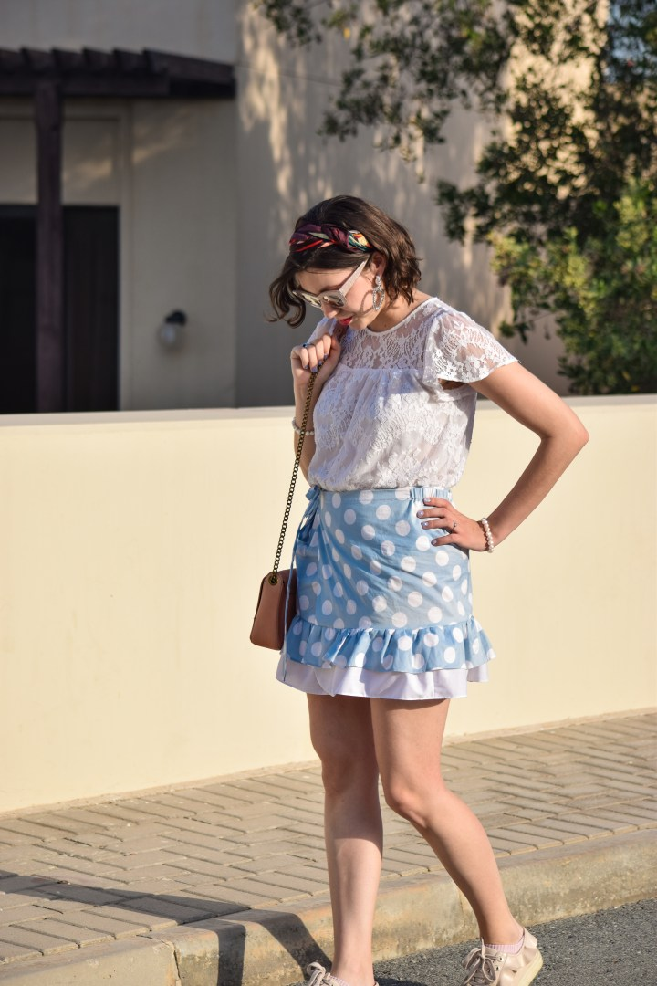 diy dots skirt_0094