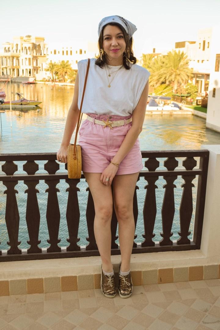 Bandana-pink-short7