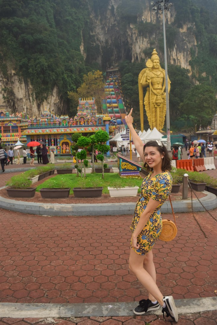 Last day in Malaysia – The batu caves #September 19