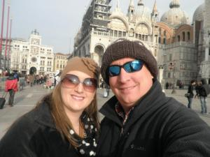 All's happy in Piazza San Marco
