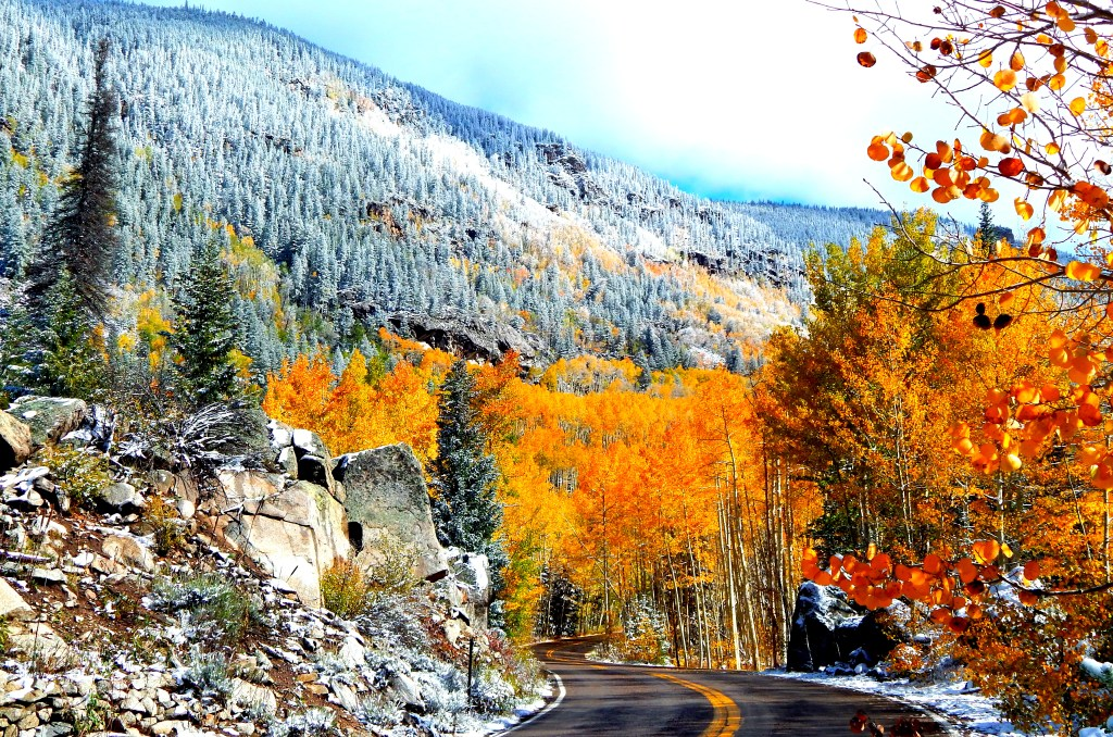 Colors of Colorado—It's Where you Want to Be.