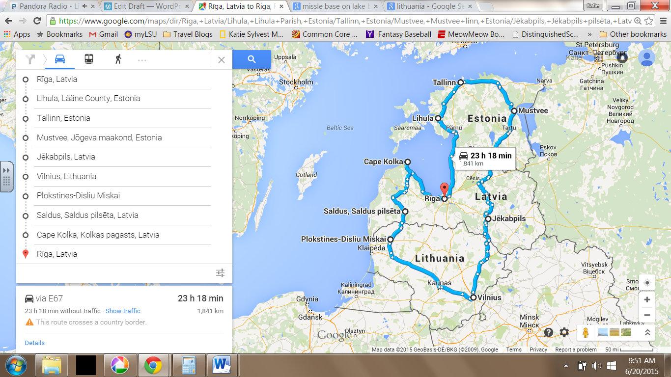 I Love Latvia Lithuania And Estonia Where Are They Again - Where is estonia