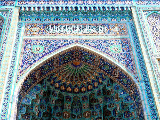 Saint Petersburg Mosque, my first trip inside