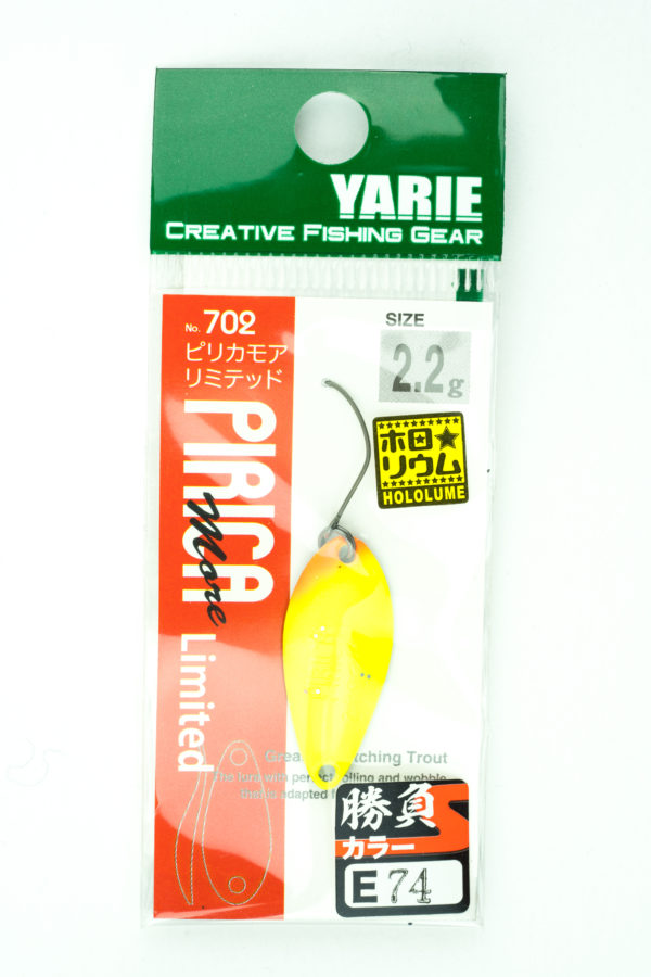 Yarie Pirica More Limited 2,2g E74