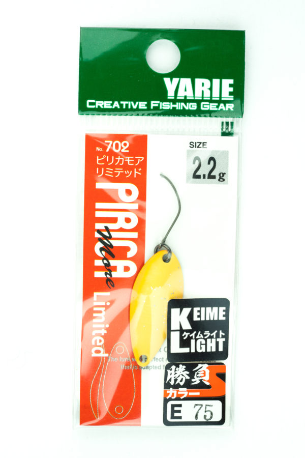 Yarie Pirica More Limited 2,2g E75