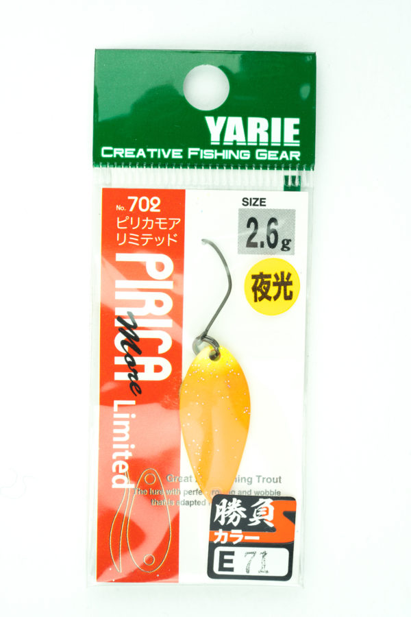 Yarie Pirica More Limited 2,6g E71