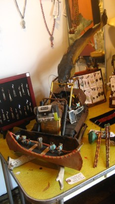 Jimson Bowler - Gallery in the Attic display