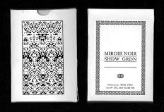 Miroir Noir by WJ Davenport