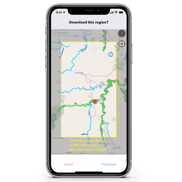 Download This Region TroutRoutes Pro Annual Subscription
