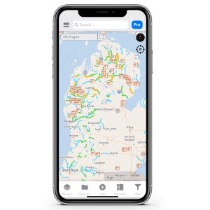 App Map TroutRoutes Pro Annual Subscription