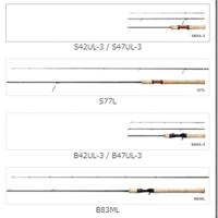 シマノ:15種類のラインナップを揃えたトラウトルアーロッド『カーディフ ネイティブスペシャル』が発売されます