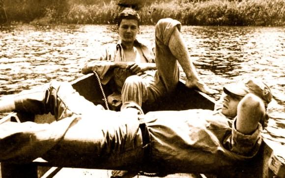 Frank and John 1947