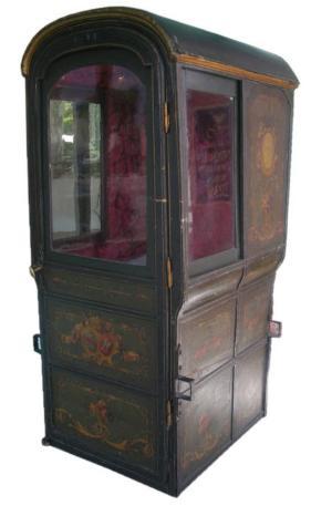 1stdibs late 18th c Louis XVI Sedan Chair