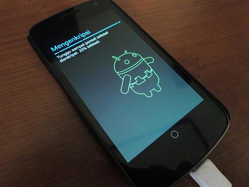 Come cifrare un telefono Android (Guide, Assistenza Tecnica, Guide smartphone e Telefonia)