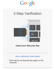 Google propone una Security Key via USB, ma resta il problema di BadUSB