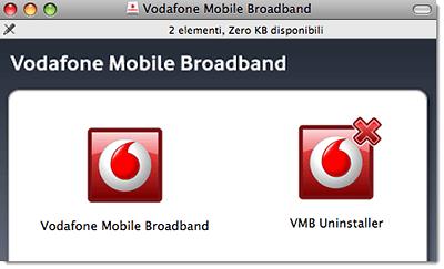 Come disinstallare il software Vodafone Mobile Broadband su Mac (Guide)