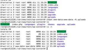 """<span class=""""entry-title-primary"""">Come impostare chown quando WordPress non carica le immagini sul server (senza fare il CHMOD 777)</span> <span class=""""entry-subtitle"""">Impostare i permessi con CHMOD a volte non basta: in alcuni server è necessario agire su chown</span>"""