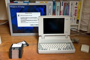 Ecco una raccolta di 1500 shareware di Windows 3.1 da visionare liberamente