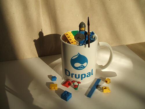 È necessario aggiornare 3 componenti di Drupal (News)