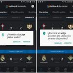L'app ufficiale del campionato spagnolo era uno spyware per combattere la pirateria nei locali