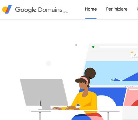 Dettagli offerta: Google Domains