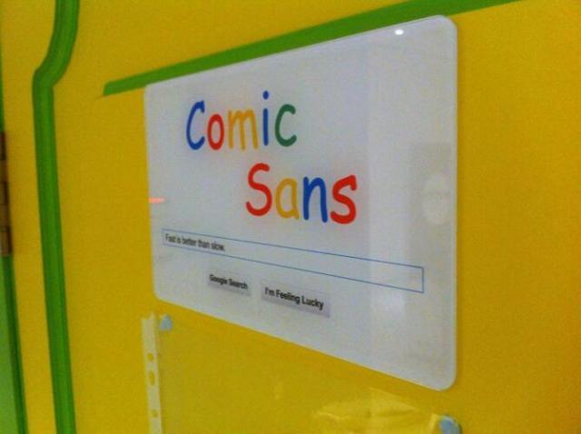 Comic Sans: perchè è il font meno amato dai grafici? (Guide, Pensare)