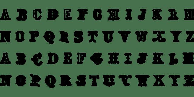 Come scegliere il font sul sito Dafont (Guide, Assistenza Tecnica, Nuove tecnologie, Pensare)