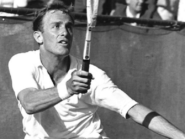 John Newcombe Ken Rosewall Wimbledon 1970