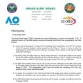 The press release by the Grand Slam Board regarding the 2018 rule amendments and trials