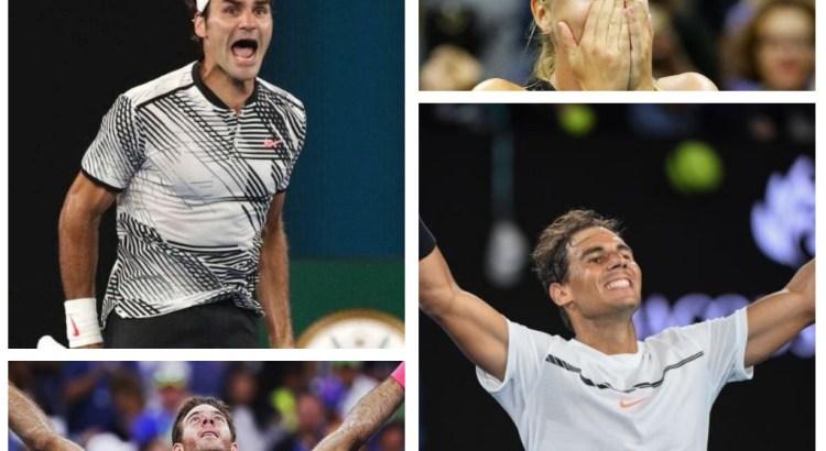 Best Tennis Matches of 2017