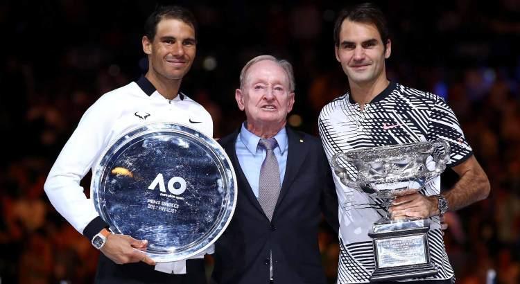Federer Vs. Nadal Australian Open Final - Best Tenni Matcges of 2017