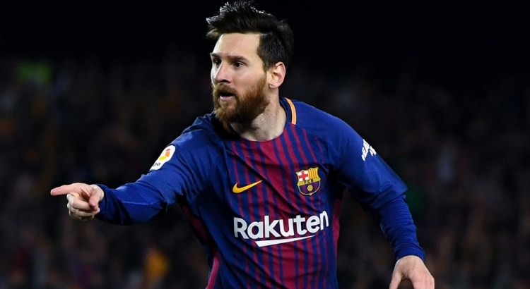 Lionel Messi finishes with most goals and assists in La Liga