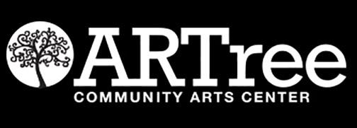 Art Tree Logo Graphic