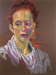 Portrait of Priscilla Start Image