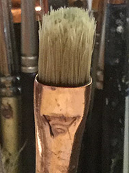Brush Before Photo