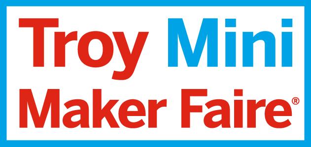 Troy Mini Maker Faire logo