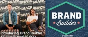 Brand Builder podcast logo