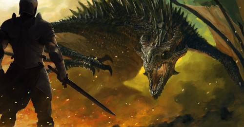 Kill dragon distraction focus discipline