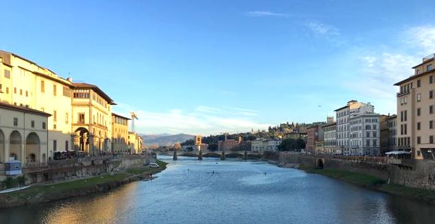 Florence is just gorgeous