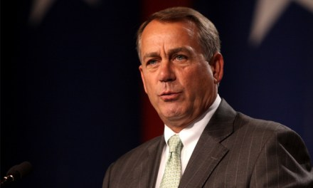 Boehner is Way Late, But He is Finally Right