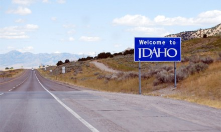 Idaho Governor Claims Legalization is Driving People to his State