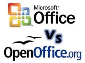 office vs openoffice