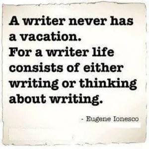 writervacation