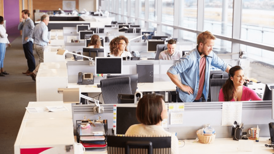 9 Rules of Etiquette to Follow When Working in an Open Office
