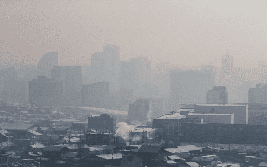 How Polluted Is The Air We Breathe?
