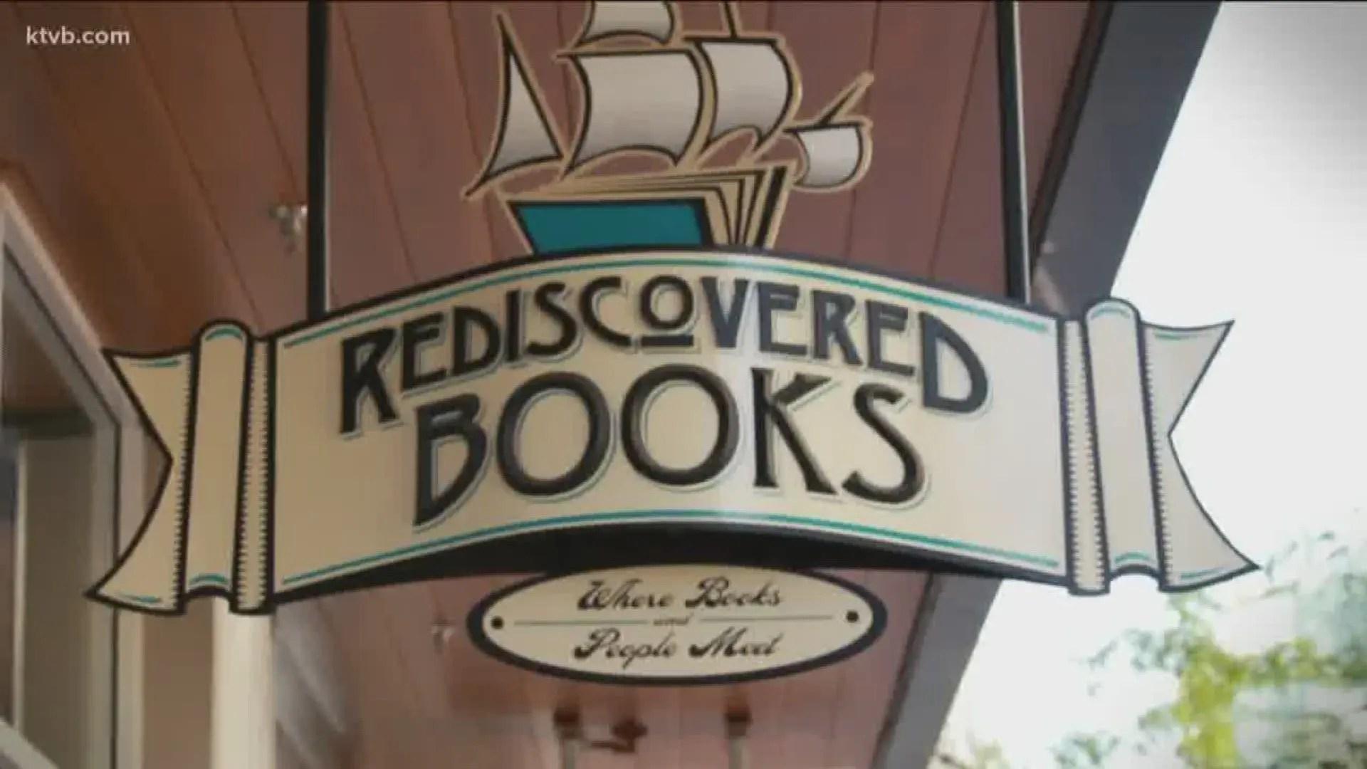 Rediscovered Books