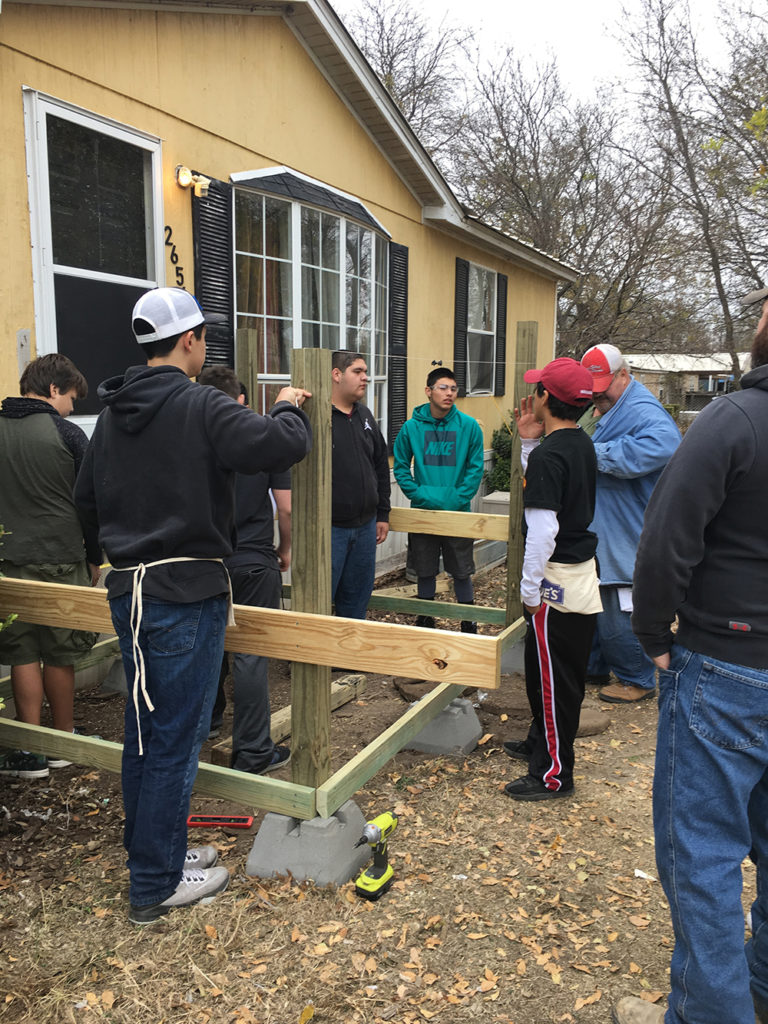 Rmms Students Complete Multiple Community Service Projects
