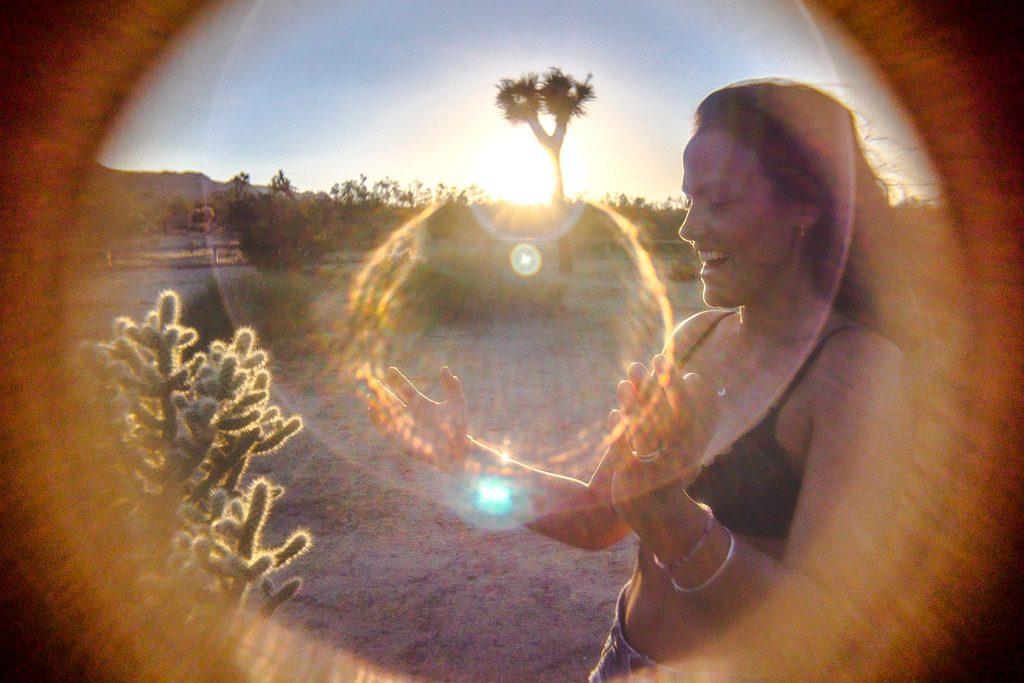 Lens Barrel Flares