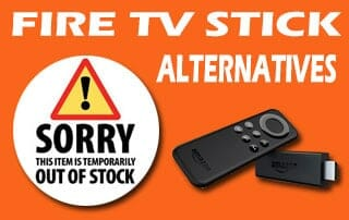 Fire TV Stick Alternatives